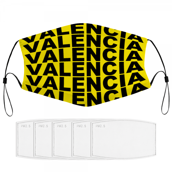 Valencia Facial Mask Yellow