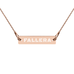 Valencia Fallera Necklace