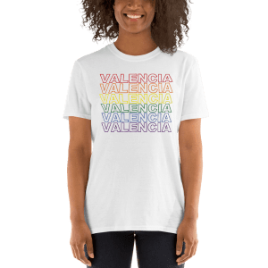 Valencia Gay Pride T-Shirt