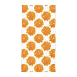 Lightweight Beach Towel Valencia