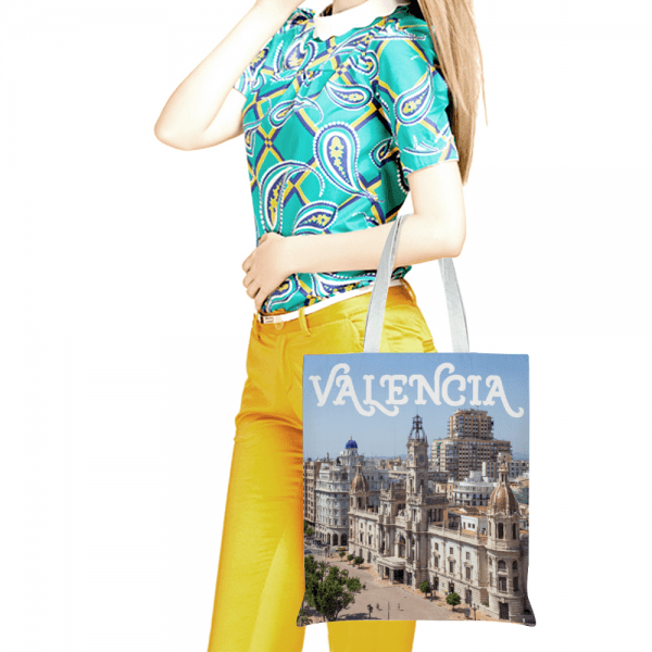 Going Shopping in Valencia