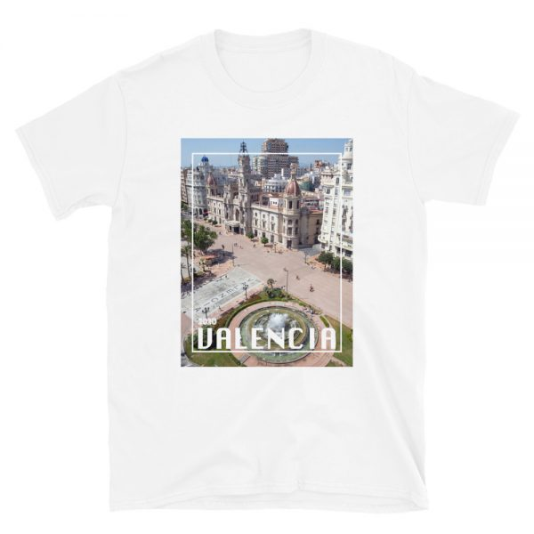 Valencia Photo Print T-Shirt