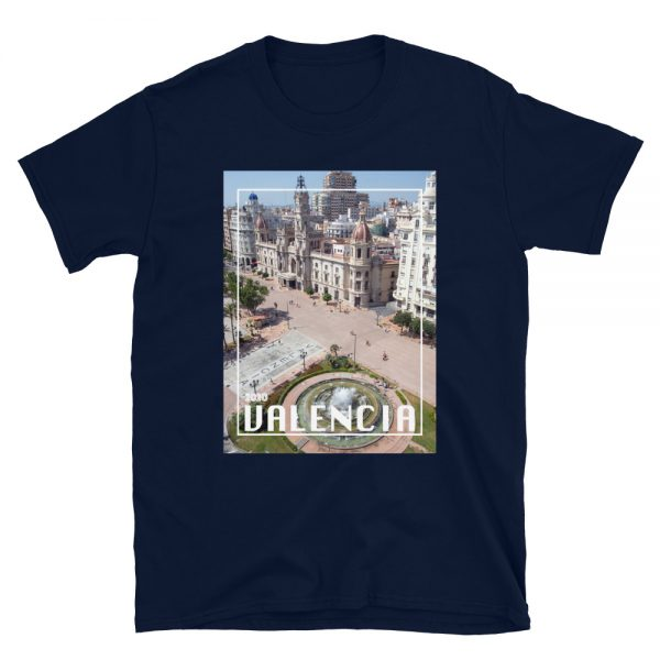 Valencia Photo T-Shirt Ayuntamiento